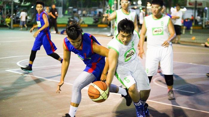 luật bóng rổ cơ bản
