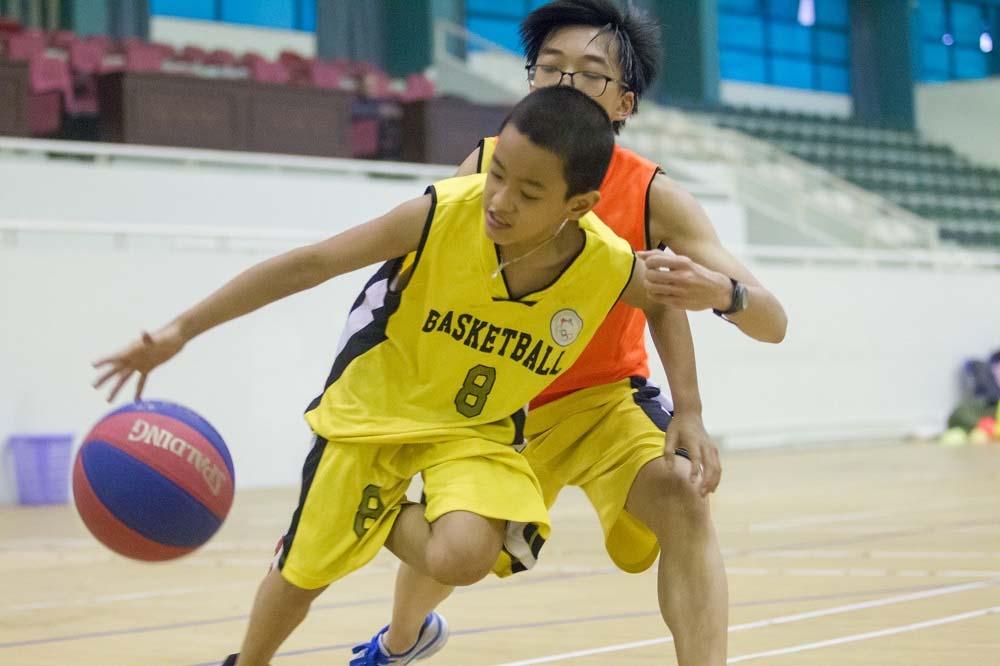 lợi ích của bóng rổ