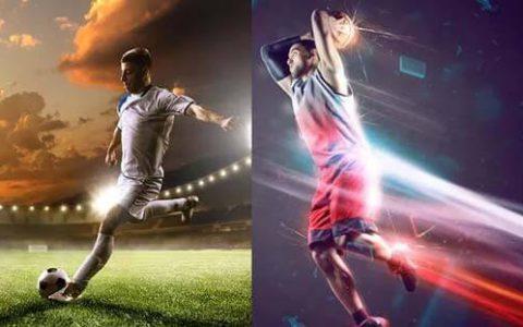 So sánh bóng rổ và bóng đá: Môn thể thao nào hấp dẫn hơn?
